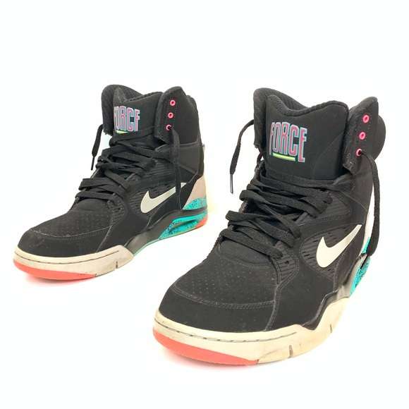 Nike Air Command Force Spurs Retro | Kicks Box